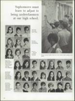 1971 La Porte High School Yearbook Page 118 & 119