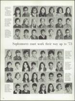 1971 La Porte High School Yearbook Page 120 & 121
