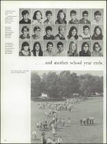1971 La Porte High School Yearbook Page 124 & 125
