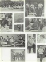 1971 La Porte High School Yearbook Page 126 & 127