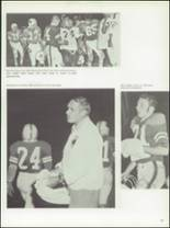 1971 La Porte High School Yearbook Page 132 & 133