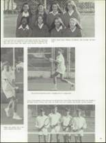 1971 La Porte High School Yearbook Page 136 & 137