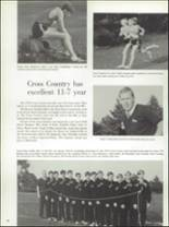 1971 La Porte High School Yearbook Page 138 & 139