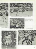 1971 La Porte High School Yearbook Page 142 & 143