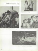 1971 La Porte High School Yearbook Page 148 & 149