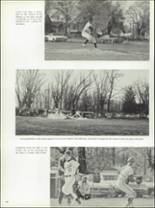 1971 La Porte High School Yearbook Page 152 & 153