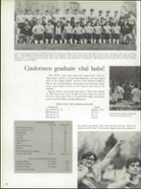 1971 La Porte High School Yearbook Page 154 & 155