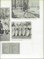 1971 La Porte High School Yearbook Page 156 & 157