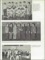 1971 La Porte High School Yearbook Page 158 & 159