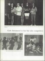 1971 La Porte High School Yearbook Page 160 & 161