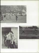 1971 La Porte High School Yearbook Page 162 & 163