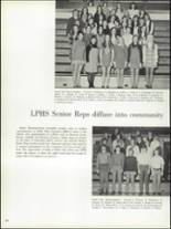 1971 La Porte High School Yearbook Page 168 & 169