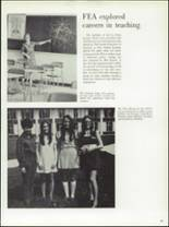 1971 La Porte High School Yearbook Page 172 & 173