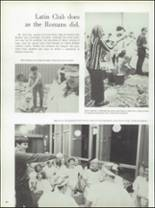 1971 La Porte High School Yearbook Page 186 & 187