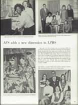 1971 La Porte High School Yearbook Page 188 & 189