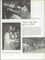 1971 La Porte High School Yearbook Page 190 & 191