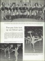 1971 La Porte High School Yearbook Page 192 & 193
