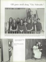 1971 La Porte High School Yearbook Page 194 & 195