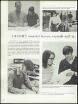 1971 La Porte High School Yearbook Page 200 & 201