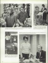 1971 La Porte High School Yearbook Page 220 & 221