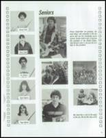 1983 Vashon High School Yearbook Page 20 & 21