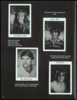 1983 Vashon High School Yearbook Page 22 & 23