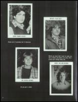 1983 Vashon High School Yearbook Page 24 & 25