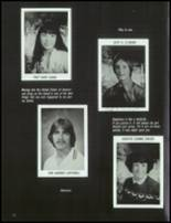 1983 Vashon High School Yearbook Page 26 & 27