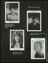 1983 Vashon High School Yearbook Page 30 & 31