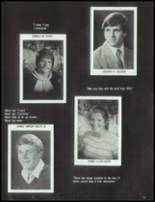 1983 Vashon High School Yearbook Page 38 & 39
