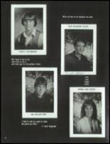 1983 Vashon High School Yearbook Page 40 & 41