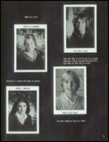 1983 Vashon High School Yearbook Page 42 & 43