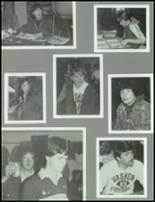 1983 Vashon High School Yearbook Page 46 & 47