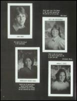 1983 Vashon High School Yearbook Page 48 & 49