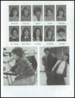 1983 Vashon High School Yearbook Page 54 & 55