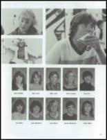 1983 Vashon High School Yearbook Page 56 & 57