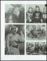 1983 Vashon High School Yearbook Page 62 & 63