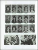 1983 Vashon High School Yearbook Page 66 & 67