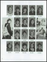 1983 Vashon High School Yearbook Page 68 & 69
