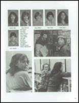 1983 Vashon High School Yearbook Page 70 & 71