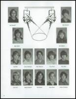 1983 Vashon High School Yearbook Page 74 & 75