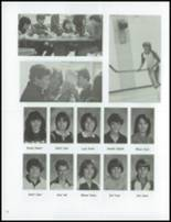 1983 Vashon High School Yearbook Page 80 & 81