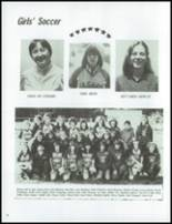 1983 Vashon High School Yearbook Page 102 & 103