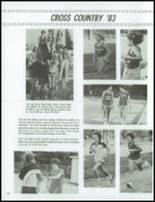 1983 Vashon High School Yearbook Page 104 & 105