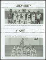 1983 Vashon High School Yearbook Page 112 & 113