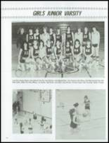 1983 Vashon High School Yearbook Page 116 & 117