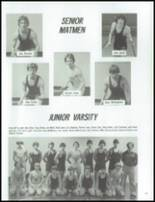1983 Vashon High School Yearbook Page 118 & 119