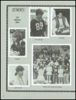 1983 Vashon High School Yearbook Page 126 & 127