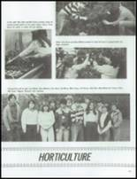 1983 Vashon High School Yearbook Page 166 & 167