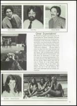 1983 Thayer Academy Yearbook Page 14 & 15